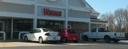 Wawa is one of Lieux qui ont plu à Karen.