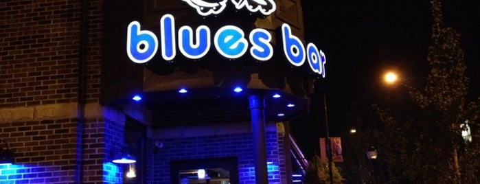 Blues Bar is one of Chicago-My Hometown.