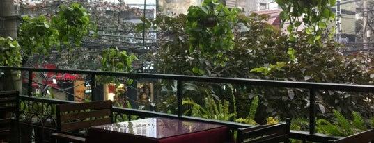 COMGA Restaurant and Café is one of Hanoi.