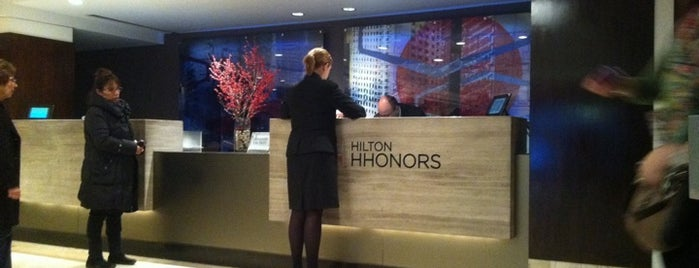 DoubleTree by Hilton is one of Dicas de Nova York.
