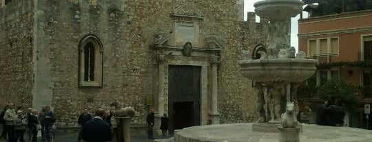 Duomo di Taormina is one of Alexander's Liked Places.