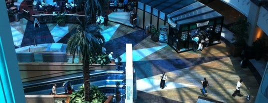 Oasis Centre is one of favorite Malls.