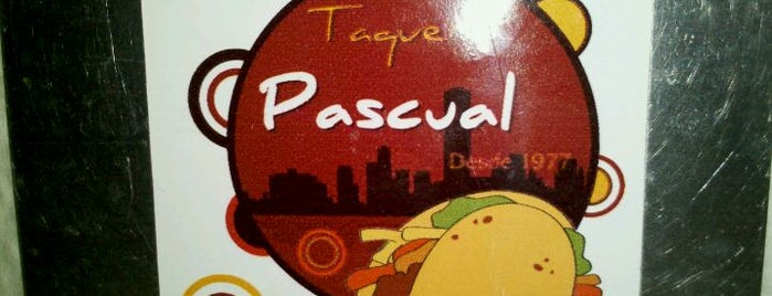 Taquería Pascual is one of Mexico City.