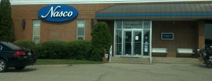Nasco is one of In Wisconsin.