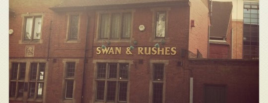 Swan & Rushes is one of Posti che sono piaciuti a Carl.