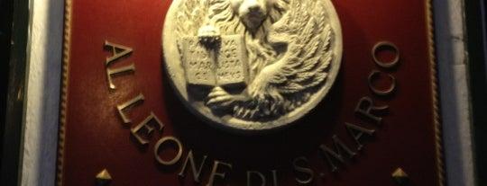 """Ristorante """"Al Leone di San Marco"""" is one of Simply the best."""