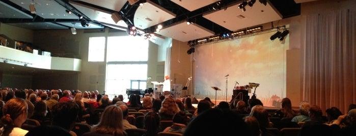 Center for Spiritual Living is one of Locais curtidos por Kristin.