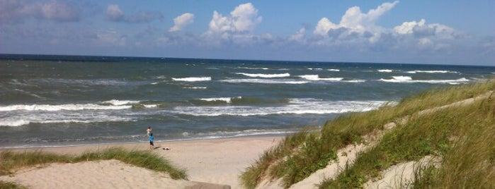 Пляж в Морском is one of Посетить второй раз.