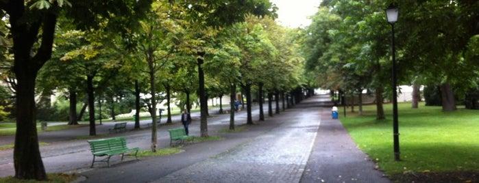 Parc des Bastions is one of Genève 🇨🇭.