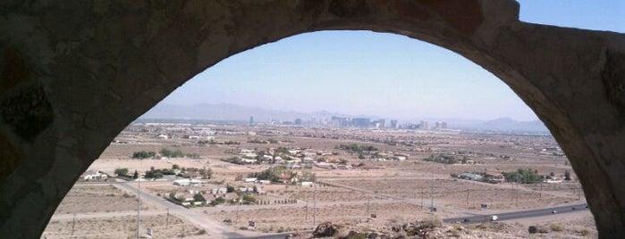 Exploration Peak Park is one of Great Vegas Views.