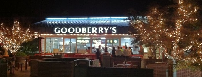 Goodberry's Frozen Custard is one of Back in the 919.