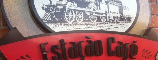 Estação Café Blauth is one of Posti che sono piaciuti a Érica.