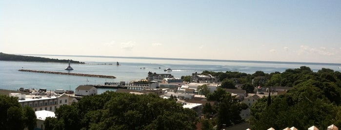 Fort Mackinac is one of Best Places to Check out in United States Pt 3.