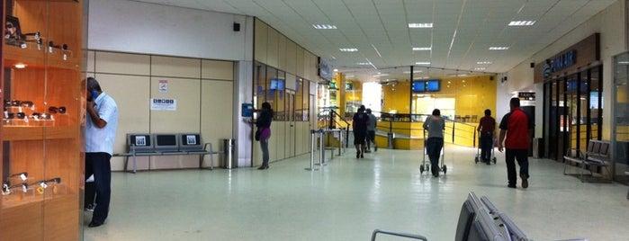 Aeroporto Internacional de Macapá (MCP) is one of Aeroportos do Brasil.