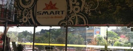 Smart Mall is one of Shoppings e Malls em Americana, Campinas e Região.