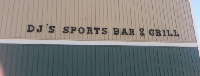 DJ's Sports Bar & Grill is one of Music Venues.