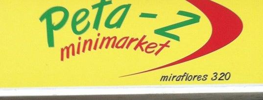 Petazeta is one of Comercio.