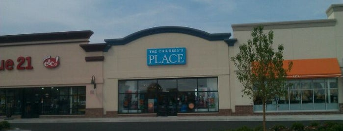 The Children's Place is one of Places To Shop.