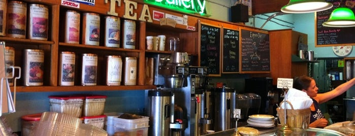 Coffee Gallery is one of Oahu.