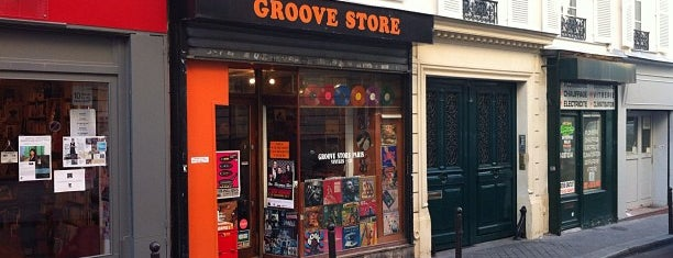 Groove Store is one of Lugares favoritos de Lauri.