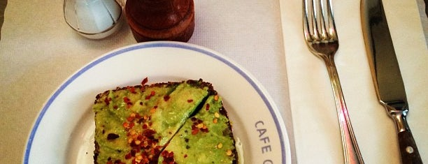 Café Gitane is one of This Is Fancy: Eat Now (NYC).