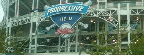 Progressive Field is one of Ballparks Across Baseball.