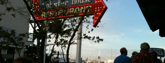 A&B Lobster House is one of Key West.