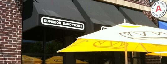 Which Wich? Superior Sandwiches is one of Caroline'nin Beğendiği Mekanlar.