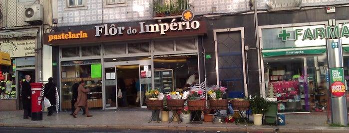 Flôr do Império is one of Lugares favoritos.