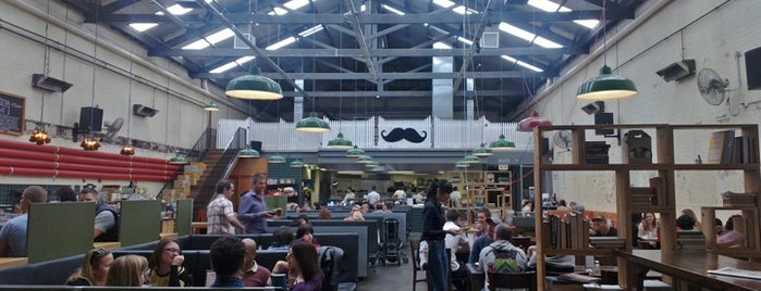 Little Creatures Dining Hall is one of Been Melbourne.