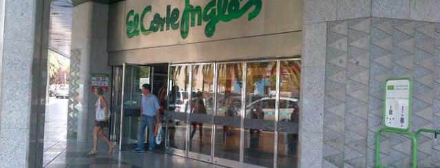 El Corte Inglés is one of スペイン.