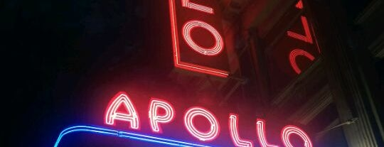 Apollo Theater is one of Places to Perform..