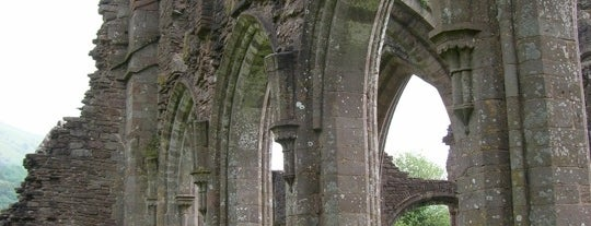 Llanthony Priory is one of Part 1 - Attractions in Great Britain.