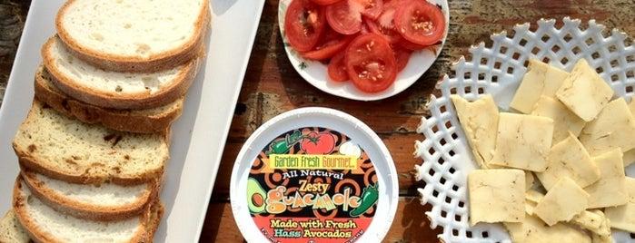 Garden Fresh Gourmet is one of Kiesha's Must-visit Foods in Detroit Metro.