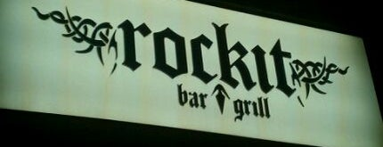 Rockit Bar and Grill is one of Chitown.