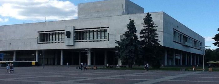Ленинский мемориал is one of Tempat yang Disukai Michael.