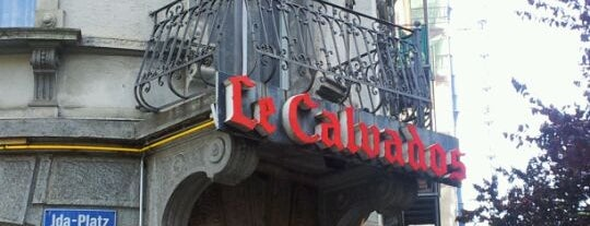 Le Calvados is one of Zurich.