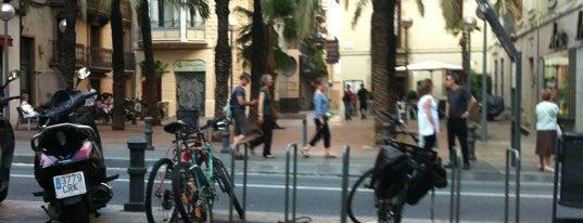 Plaça de Trilla is one of Guide to Barcelona's best spots.