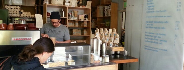 Blue Bottle Coffee is one of Eat & Drink San Francisco.