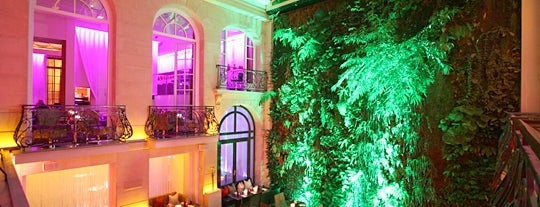 Hôtel Pershing Hall is one of FatList - Paris [FR].