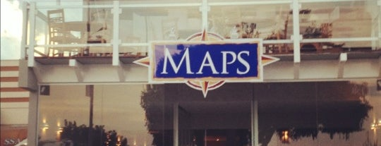 Maps is one of Locais curtidos por Mayara.