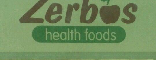 Zerbo's Health Foods is one of Carrie : понравившиеся места.