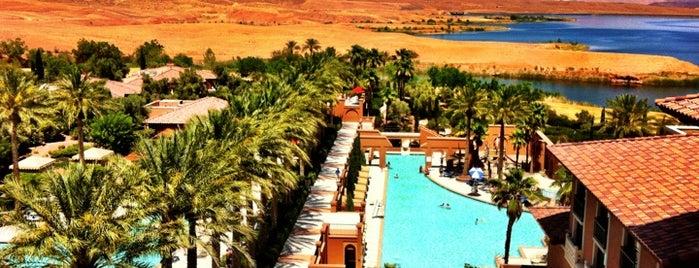 The Westin Lake Las Vegas Resort & Spa is one of Mary'ın Beğendiği Mekanlar.