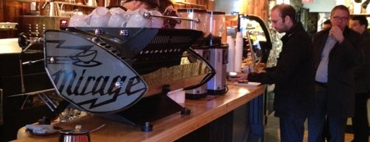 Dark Horse Espresso Bar is one of Want to try List.