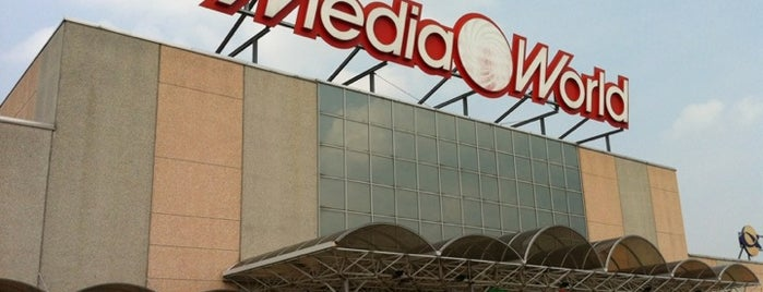 MediaWorld is one of American Express - Venue list.