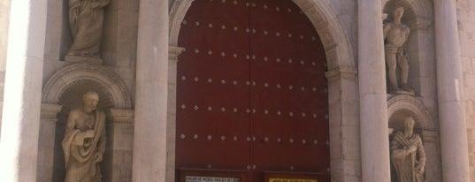 """Església de Sant Joan is one of Ruta """"El cor de la ciutat""""."""