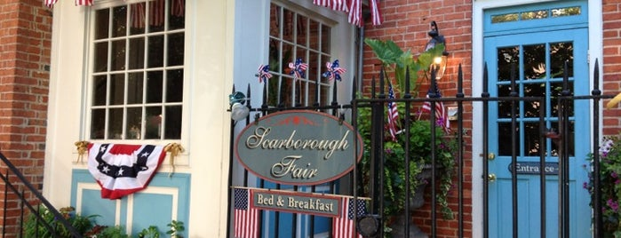 Scarborough Fair Bed & Breakfast is one of Gespeicherte Orte von Rob.