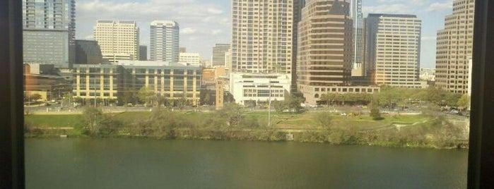 Hyatt Regency Austin is one of SXSW 2012.
