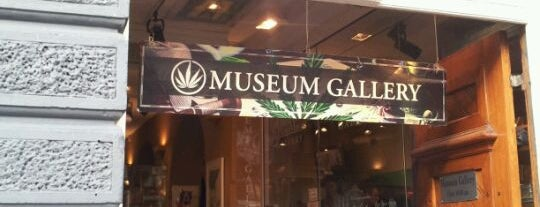 Hash Marihuana & Hemp Museum is one of Amsterdam City Guide.
