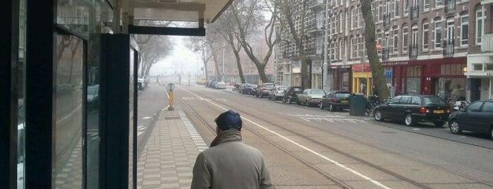 Tramhalte Ceintuurbaan is one of Alle tramhaltes van Amsterdam.
